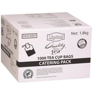 Tea Black Lipton 100036