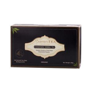 Tea Chamomile Herbal Pyramid 100s