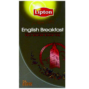 Tea English Breakfast Bags 102971