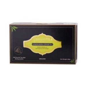Tea Lemongrass And Ginger Pyramid 100s