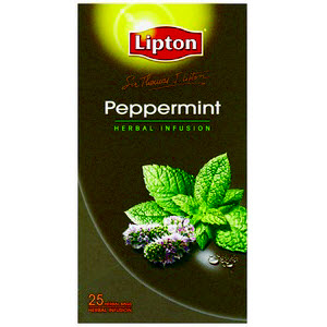 Tea Peppermint Bags Envelope 102968