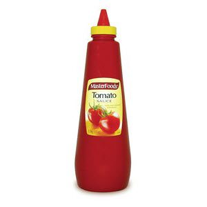 Tomato Sauce Squeeze Bottle 101030