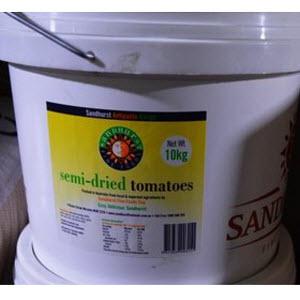 Tomatoes Semidried 10kg 101177