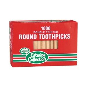 Toothpick Two Sharp End 1,000s