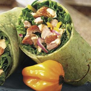 Tortilla Spinach 102883 2