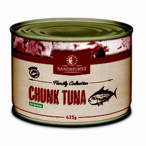 Tuna Fish In Brine 425g 103863