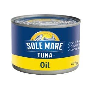 Tuna Fish In Oil 100780