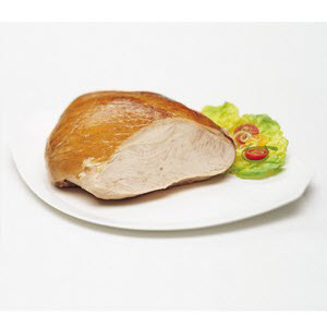 Turkey Half Breast Roasted 101459