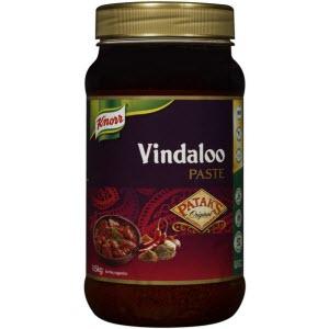 Vindaloo Paste 100959