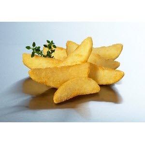 Wedges Crunch Potato 6 X 2kg