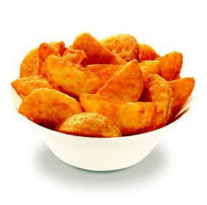 Wedges Seasoned Potato 100521