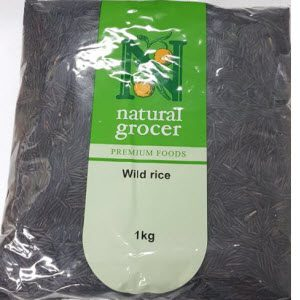 Wild Rice Pure 101060