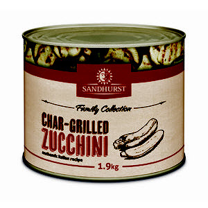 Zucchini Chargrilled 100129 2