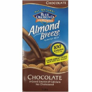 Almond Breeze Chocolate Milk 8 X 1L Freedom