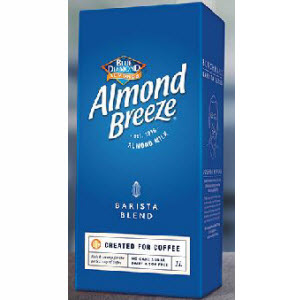 Almond Milk Barista GF 12 X 1L Blue Diamond