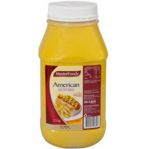 American Mustard 107140