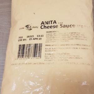 Anita Cheese Sauce 1kg