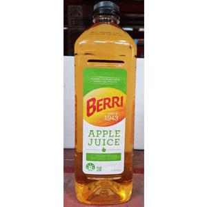Apple Juice Plastic 2L