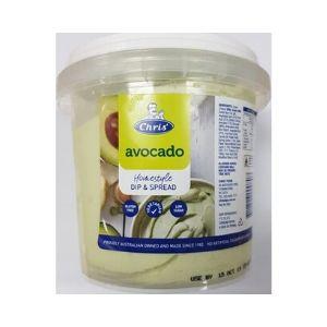 Avocado Dip Homestyle 1kg