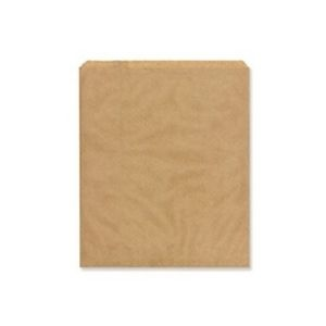 Bags Paper Brown 3F Strung 240 X 200mm 500s