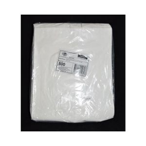 Bags Paper White 4F Strung 290 X 240mm Long 500s