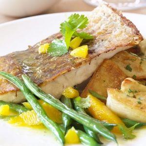 Barramundi Fish Fillets 200/300 5kg Skin On