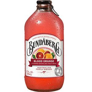 Blood Orange Drink Glass Bottle 12 X 375ml