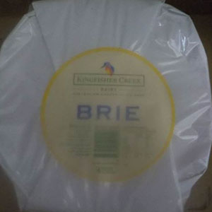 Brie Double Cream 1kg