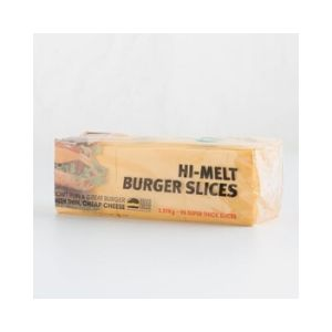 Burger Slices Hi Melt 2.27kg 96's
