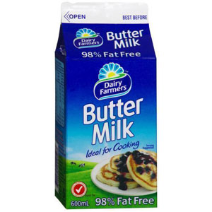 Buttermilk 12 x 600ml