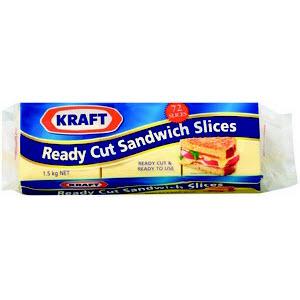 Cheese Sliced Cheddar 100231
