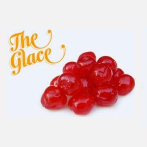 Cherries Red Glazed 108192