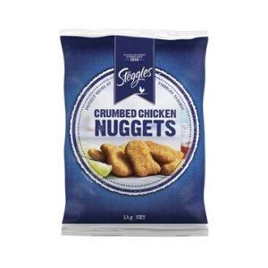 Chicken Nuggets Crumbed 1kg