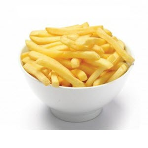 Chips Cream Flesh 10mm 6 X 2.5kg