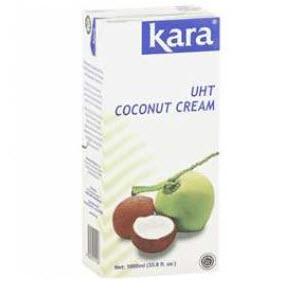 Coconut Cream 12 X 1L Tetra Pak