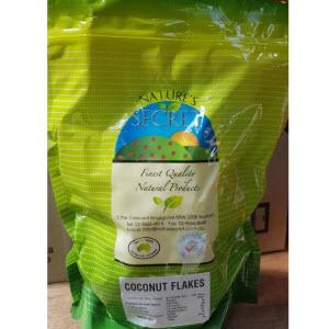 Coconut Flakes 108567