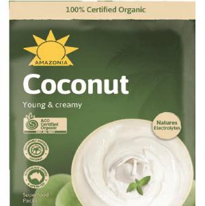 Coconut Smoothie Frozen 60 X 100g