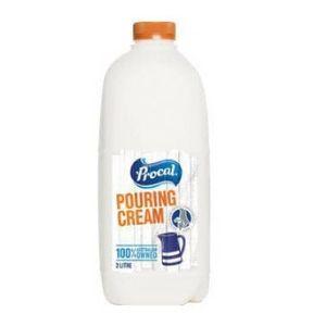Cream Pure Fresh Pouring 2L