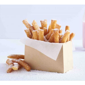 Donut Fries X Approximately 600