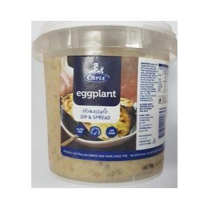Eggplant Dip Homestyle 1kg