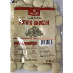 Gnocchi Potato 500gm 109450