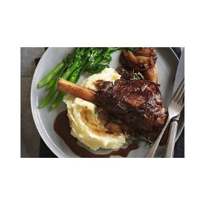 Lamb Shanks (2 Pack) Approximately 700g