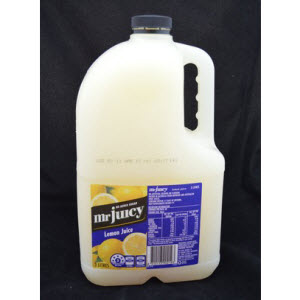 Lemon Juice 3L