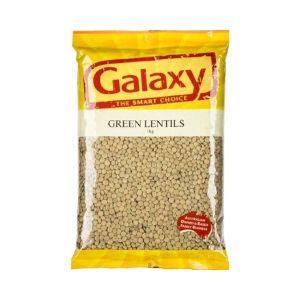 Lentils Green Dry 1kg