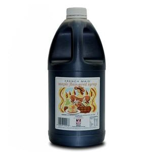 Maple Flavoured Syrup 2L