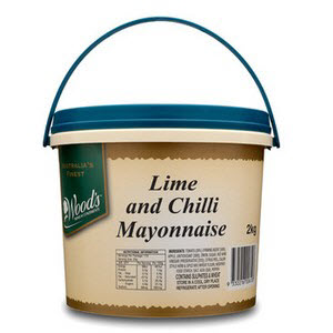 Mayonnaise Lime And Chilli 100277