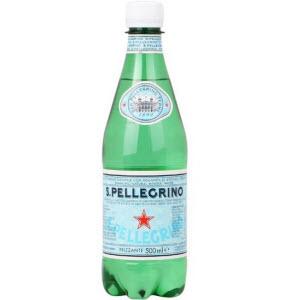Mineral Sparkling Water Plastic Bottles 24 X 500ml