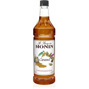 Monin Caramel Syrup 108179