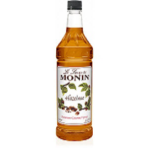 Monin Hazelnut Syrup 108180