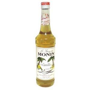 Monin Vanilla Syrup 700ml 101073
